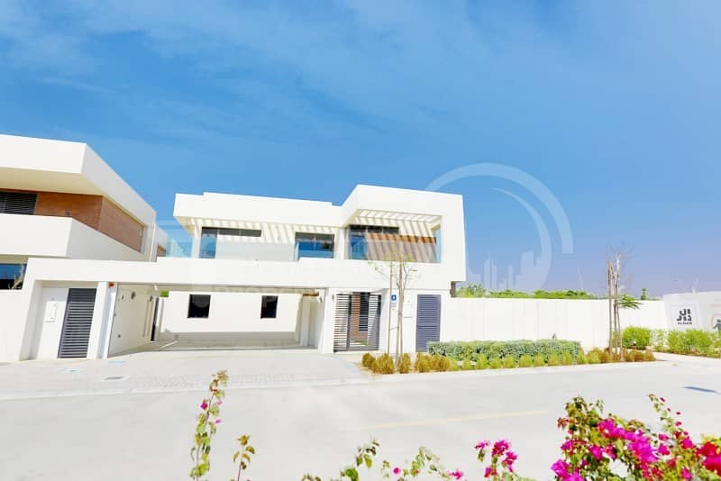 Luxurious Villa in Yas!Rent Now!!Hurry!!