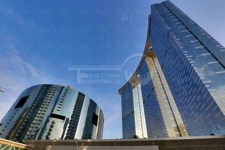 Studio for Rent in Al Reem Island, Abu Dhabi - Pay in 4 Cheques! Classy Studio Apartment!