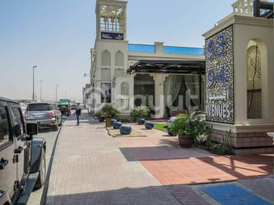 Showroom for Rent in Al Barsha, Dubai - Shops and Showrooms available for rent in Avenues 93-94