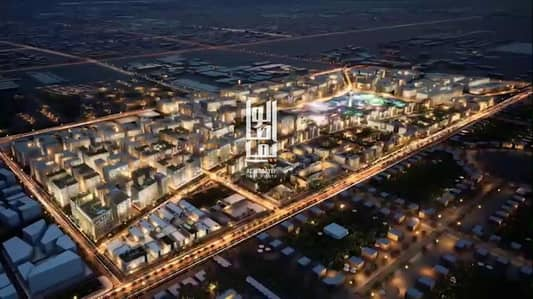 Studio for Sale in Aljada, Sharjah - CHANCE APARTMENT IN SHARJAH BY AMAZING PRICE