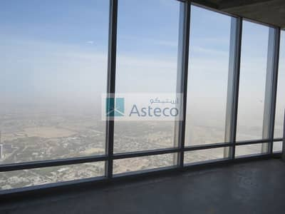 Office for Rent in Downtown Dubai, Dubai - Grade A Shell n core Office Floor for rent