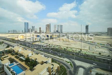 Office for Rent in Al Reem Island, Abu Dhabi - Shell&Core; Office Free of Service Charge