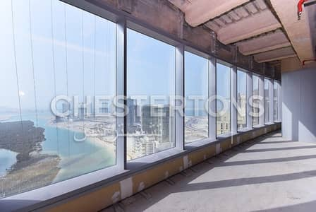 Office for Rent in Al Reem Island, Abu Dhabi - Prime Business Location for Corporate Office