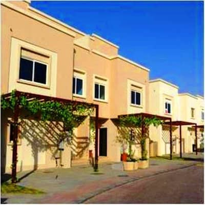 2 Bedroom Villa for Rent in Al Reef, Abu Dhabi - Vacant / 2 BR Desert Style /Only for 80K
