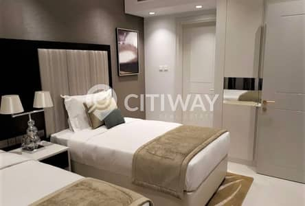 2 Bedroom Hotel Apartment for Rent in Downtown Dubai, Dubai - Stunning View | High Floor | Fully Furnished