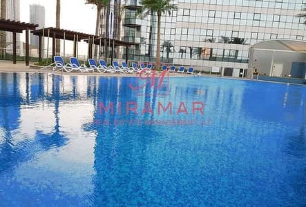 1 Bedroom Flat for Rent in Al Reem Island, Abu Dhabi - HOT DEAL PARTIAL SEA VIEW CITY VIEW !!!!!