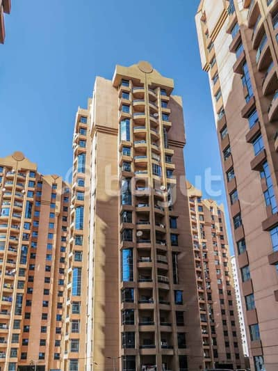 1 Bedroom Flat for Sale in Al Nuaimiya, Ajman - 1 BEDROOM HALL AVAILABLE FOR SALE IN NUAEMIYA TOWERS