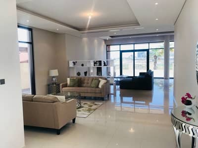 5 Bedroom Villa for Sale in DAMAC Hills (Akoya by DAMAC), Dubai - Stunning 5BR+M Villa w/ Trumph Golf View