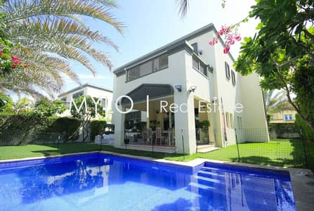 3 Bedroom Villa for Sale in Jumeirah Park, Dubai - Stunning 3 bed & maids | Regional large