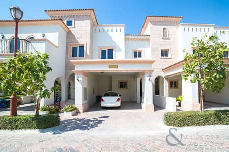 3 Bedroom Townhouse for Rent in Jumeirah Golf Estate, Dubai - 3 Bedrooms | White Finishing | High Spec