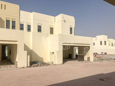 4 Bedroom Villa for Sale in Reem, Dubai - READY VILLA|On Park|4 BR plus Maid and Study
