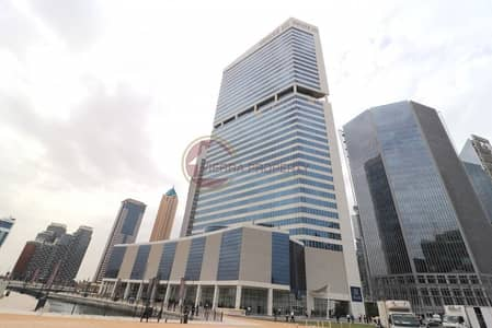 Office for Sale in Business Bay, Dubai - Vacant Fitted-Office in Burlington Tower