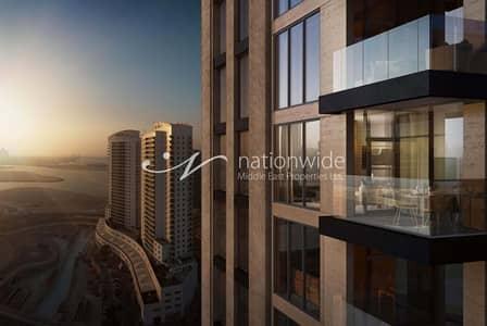 3 Bedroom Flat for Sale in Al Reem Island, Abu Dhabi - Offplan 3 BR Apartment in in The Bridges