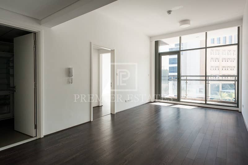 2 Convenient location / New community / 1BR with balcony
