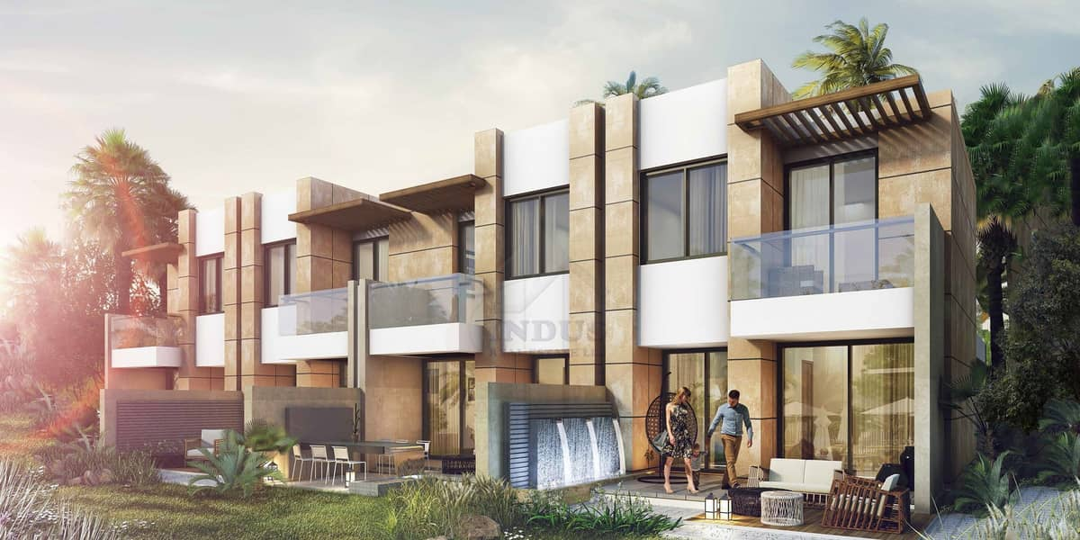 Affordable Sahara Villas at Akoya Oxygen