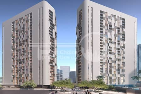 3 Bedroom Flat for Sale in Al Reem Island, Abu Dhabi - Own a Property in Al Reem! Invest today!