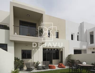 3 Bedroom Villa for Rent in Town Square, Dubai - READY TO MOVE IN NSHAMA 3 BEDS WIT MAID