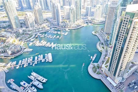 2 Bedroom Apartment for Rent in Dubai Marina, Dubai - | Unfurnished | Marina Views | Spacious|