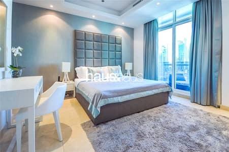 1 Bedroom Apartment for Rent in Dubai Marina, Dubai - | Fully Furnished | Orra Marina | 1 BR |