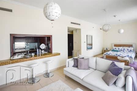 Studio for Sale in Downtown Dubai, Dubai - Largest Studio|Pristine Podium Unit|Rented