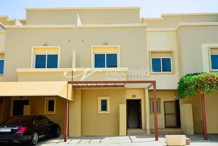 2 Bedroom Villa for Sale in Al Reef, Abu Dhabi - 2 BR Arabian Villa with Study in Al Reef