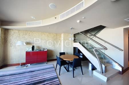 2 Bedroom Flat for Sale in World Trade Centre, Dubai - Investors Deal|Large Duplex 2BR|Tenanted