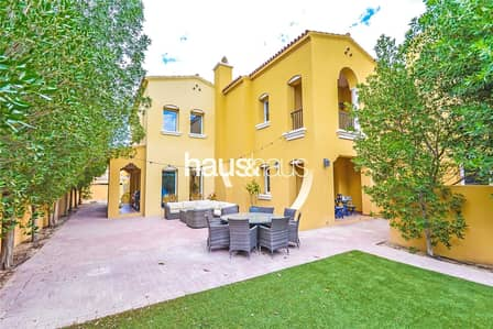 3 Bedroom Villa for Rent in Arabian Ranches, Dubai - Artificial grass | Large Plot | Type A |