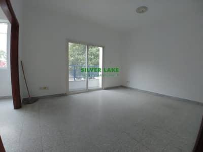3 Bedroom Flat for Rent in Khalifa City A, Abu Dhabi - 3 B/R FLAT GROUND FLOOR IN KHALIDIYA 70K