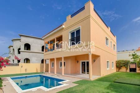 5 Bedroom Villa for Rent in The Villa, Dubai - 5BHK Independent Villa with Private Pool