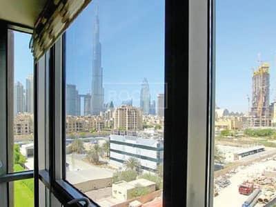 2 Bedroom Apartment for Sale in Downtown Dubai, Dubai - 2-Bed Burj Khalifa View in Downtown