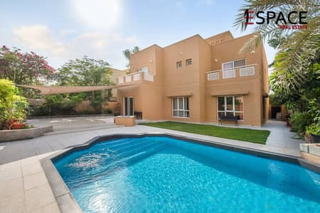 5 Bedroom Villa for Rent in The Meadows, Dubai - Private Pool - 5 Bedroom - Fully Upgraded