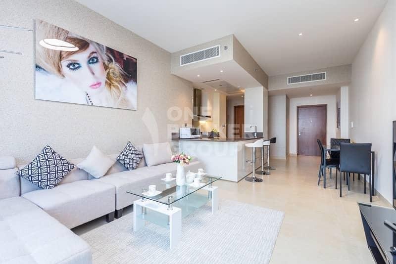 ultra modern rented 2 BR
