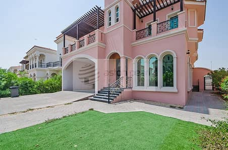 6 Bedroom Villa for Rent in The Villa, Dubai - Beautiful 6 BR + Maid | Beautiful Garden