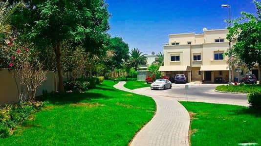2 Bedroom Villa for Rent in Al Reef, Abu Dhabi - Nice Single Row 2 BR Villa Mediterranean
