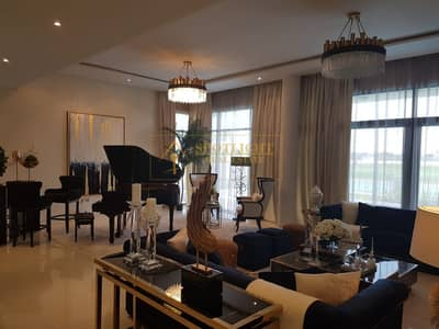 4 Bedroom Villa for Sale in DAMAC Hills (Akoya by DAMAC), Dubai - Ready Fully furnished villa from PARAMOUNT  DAMAC