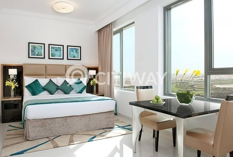 Luxurious Hotel Apartment in Damac Maison Downtown