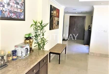 4 Bedroom Villa for Sale in Business Bay, Dubai - Spacious and Fully Furnished Podium Villa with Huge Balcony