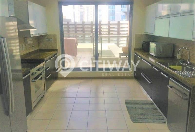 10 Spacious and Fully Furnished Podium Villa with Huge Balcony