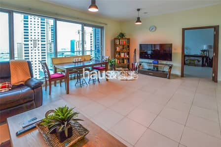 1 Bedroom Flat for Rent in Dubai Marina, Dubai - Marina Promenade |  Chiller Free | Views