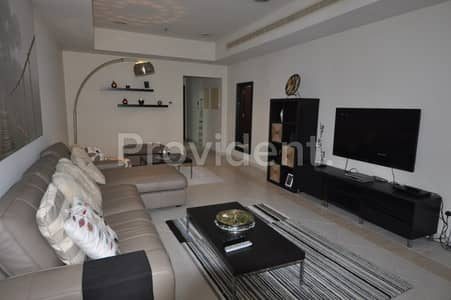 2 Bedroom Flat for Rent in Dubai Marina, Dubai - Fully Furnished|2BR Apt |Princess Tower|