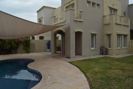 3 Bedroom Villa for Rent in The Springs, Dubai - Private Pool