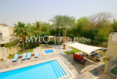 6 Bedroom Villa for Sale in The Meadows, Dubai - Fully upgraded Type9 | 11