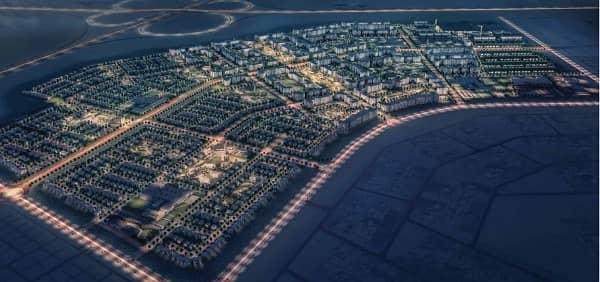 Plot for Sale in Al Shamkha, Abu Dhabi - Build your own HOME!  Immense Residential Plot