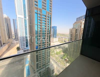 1 Bedroom Apartment for Rent in Dubai Marina, Dubai - Low-Floor 1Bed| Golf view | Chiller Free