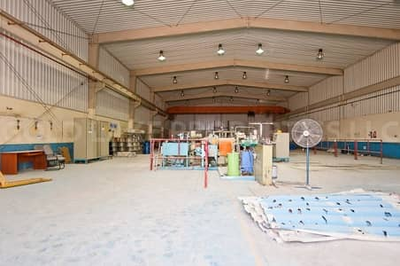 Warehouse for Rent in Mussafah, Abu Dhabi - Spacious Warehouse for a Better Business