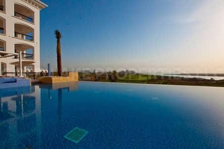 Studio for Sale in Yas Island, Abu Dhabi - 800K with Rent Refund! Studio w/ Balcony