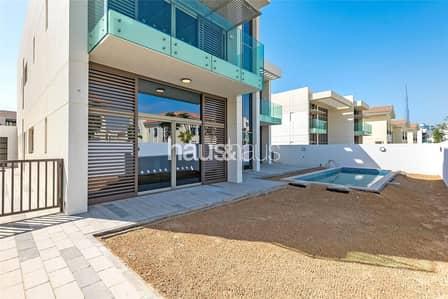 5 Bedroom Villa for Sale in Mohammad Bin Rashid City, Dubai - Genuine Listings | Vacant | Back to Back