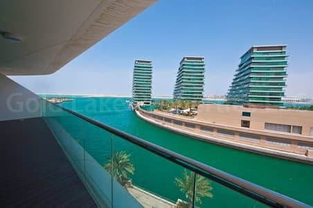 3 Bedroom Apartment for Rent in Al Raha Beach, Abu Dhabi - A Mesmerizing Sea View at a Great Price