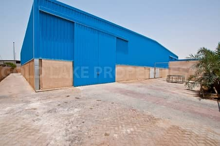 Warehouse for Rent in Mussafah, Abu Dhabi - Amazing Deal!  Superb Warehouse for Rent
