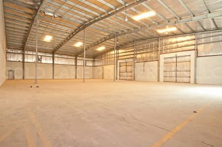 Warehouse for Rent in Mussafah, Abu Dhabi - 237KWA! Affordable Warehouse for Rent!